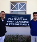At The PGA Learning Center in Florida