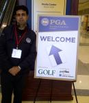At the PGA Teaching and Coaching Summit 2013 - Orlando