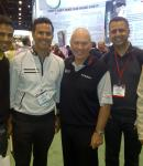 Butch and Claude Harmon III at the PGA Show