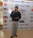 Callaway Junior Tour Prize Presentation