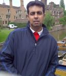 Cambridge - On the river