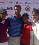 Nalini Vani Neha and Me - DLF 2012