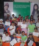 Prize Distribution 2008