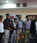 Ranveer Saini + DLF Team + Parents