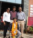 Ranveer Saini + DLF Team