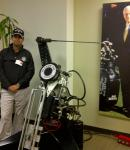 With Callaway's Iron Byron