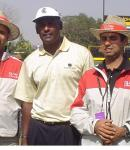 With Karan & Vijay Singh